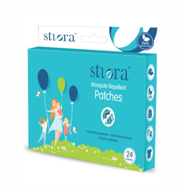 Stiora Mosquito Repellent Patches